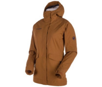 Trovat Advanced So Hooded Softshell timber