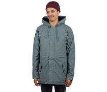 Lomax Deluxe II Jacket stormy weather