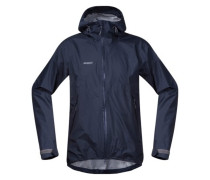 Letto Outdoor Jacket solidgrey