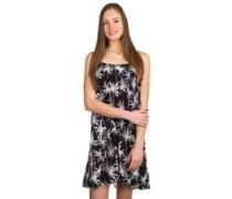 Island Love Mini Dress black