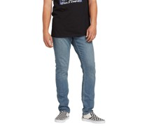 Solver Tapered Jeans slate blue