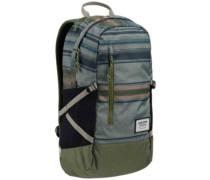 Prospect Backpack tusk stripe print