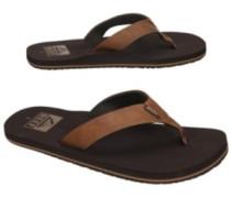 Twinpin Sandals brown