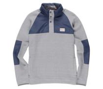 Peak Track Sweater grey heather