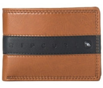 Word Boss Slim Wallet tan