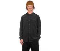 Freeman Cord Shirt pirate black