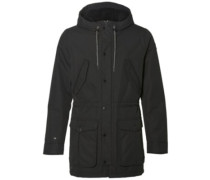 Journey Parka Jacket black out
