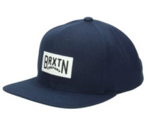 Langley Snapback Cap navy