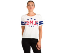 Gmj T-Shirt star white