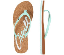 Logo Cork Sandals Women water