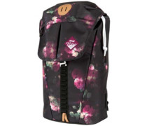 Cypress Backpack black rose