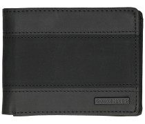 Supply Slim Trifold II Wallet black black