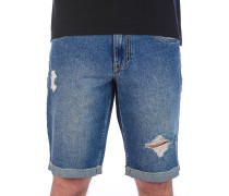 Albany Shorts blue denim