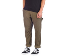 Reflex Worker Pants Normal clay olive canvas