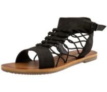 Caged Bird Sandals Women black