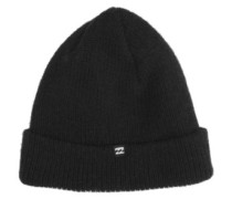 All Day Tall Beanie black