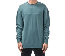 Dion Pointer Crew Sweater arbor green