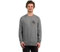 Around Crew Sweater grey heather