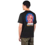 Masters Of The Universe He-Man T-Shirt flint black