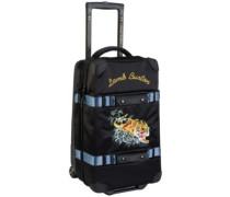 L.A.M.B. Wheelie Flight Deck Travelbag lamb black