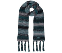 Crescent Scarf black out
