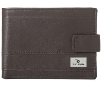2544069eb6b82 Reflect Clip All Day Wallet brown. Rip Curl