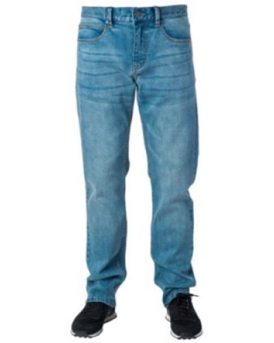 Straight Salt Blue Jeans salt blue