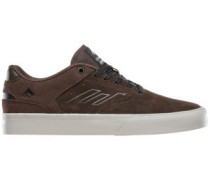 The Reynolds Low Vulc Skate Shoes brown
