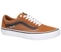 Old Skool Pro Skate Shoes white