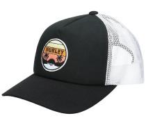 Retro Set Trucker Cap black