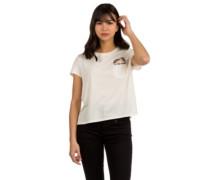 Pockito T-Shirt vintage white