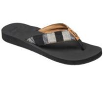 Cushion Threads TX Sandals Women white