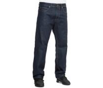 Drifter Pants raw blue