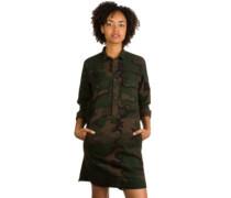 Salinas LS Dress camo combat green