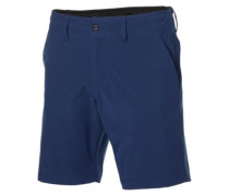 Friday Night Hybrid Boardshorts atlantic blue