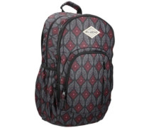 Roadie Backpack cardinal