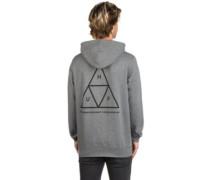 Triple Triangle Hoodie grey heather