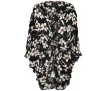 Beach Cover Up Cardigan pink 2