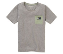 Bel Mar Pocket T-Shirt gray heather