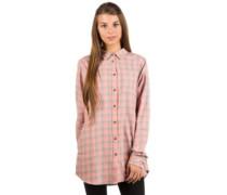 High Coast Flannel Shirt LS fog