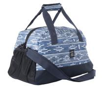 Gym Moon Tide Travelbag blue