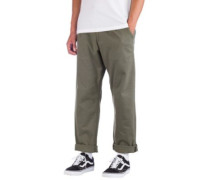 Reflex Loose Chino Pants Normal olive