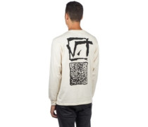 Square Root T-Shirt LS raw cotton