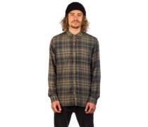 Kurt Woven Shirt LS twilight marsh