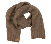 Anchorage Scarf chocolate heath