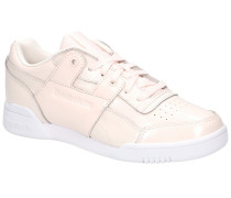 W/O Lo Plus Iridescent Sneakers white