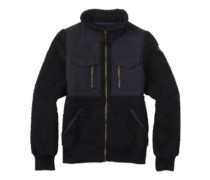 Bolden Fleece Jacket true black