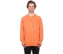 Bow Sweater safety orange