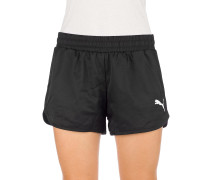 Active Woven Shorts black