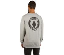 Supply Stone Crew Sweater grey